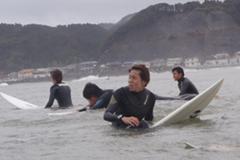 3.ビギナースクール:サーフィンやっているけどなかなか上手くならないと悩んでいる方