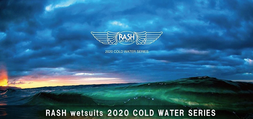 RASH WETSUITS 2020 COLD WATER カタログ
