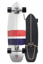 "32.25"" USA Thruster Surfskate Complete"