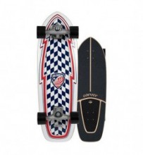 "30.75"" USA Booster Surfskate Complete"