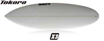 TOKORO「X3」